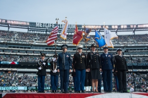 New York Jets' 'Salute to Service' Game